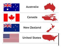 最全分析!四大受华人欢迎移民国澳新美加数据大PK